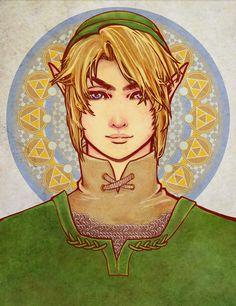 Link Nouveau - Zelda Twilight Princess - kathemo