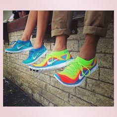 The #NikeFreeFlyknit+ has landed. Online August 1st. #nike #flyknit