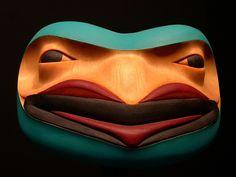 Tlingit mask