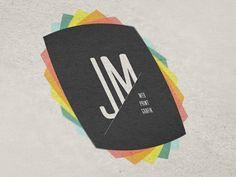 JM Logo Mockup