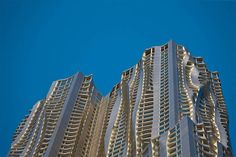 new york by gehry rental residence building tower manhattan new york city