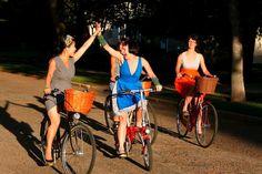DIY Bike Rides With Friends