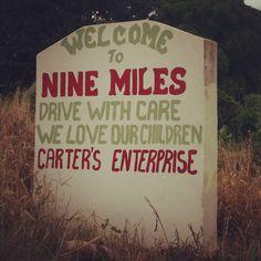 Nine Mile, St Ann's Parish, Jamaica
