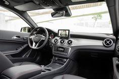 Mercedes-Benz GLA 250 4MATIC (X156) #mbhess #mbcars #mbgla