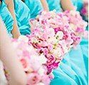 Tiffany Blue & Pink