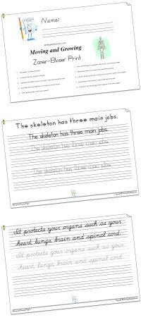 cursive writing worksheets, print, kid