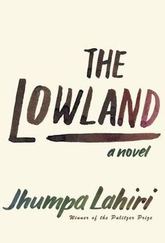 The Lowland by Jhumpa Lahiri - A delicate, poignant, and insightful novel about loss and love. After his brother is killed in political violence in 1960s India, a man finds success in a new life in America but not the intimacy that has been taken from him. Written in lovely prose and told primarily from the viewpoint of the man, the voices of his wife, daughter and brother echo the challenge of finding closeness - Amy Henry, aka Amy Cabernet Quilts.