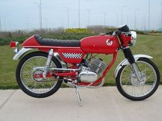 SACHS 50 cc CAFE RACER by GEORGES CUSTOM GARAGE