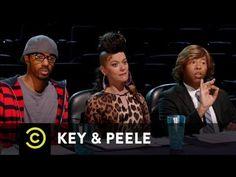 ▶ Key & Peele: Dance Show - YouTube