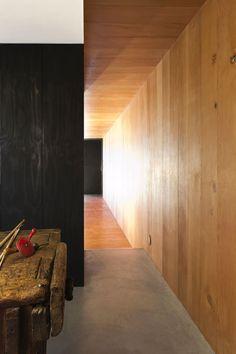 Studio in vancouver - corridor