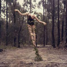 Powerfully Poetic Self-Portraits of a Former Dancer - My Modern Metropolis