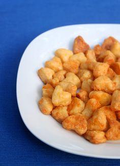 Homemade Goldfish!