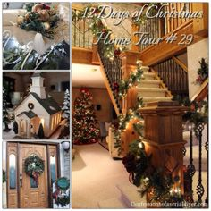 Confessions of A Serial DIYer, holiday home tour