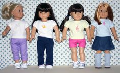 18-inch Doll Graphic Tee Tutorial | Sew Mama Sew |