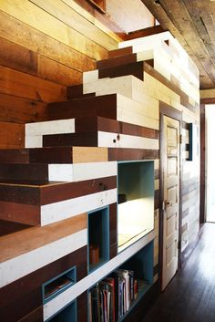 Erin's Warm & Wood-Wrapped Austin Bungalow on a Budget