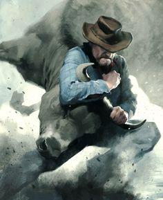 Digital paintings 2011