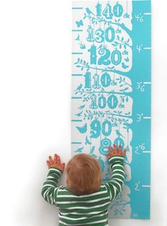 Growth Chart Wall De