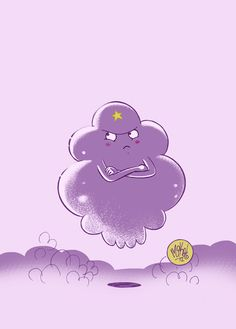 Lumpy Space Princess by mikemaihack.deviantart.com on @deviantART