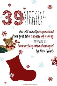 39 stocking stuffer
