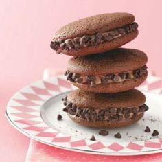 Chocolate Dream Whoopie Pies