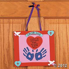 Very cute Valentines craft!