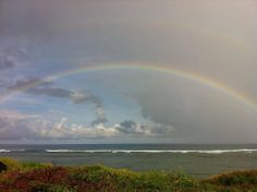 Rainbow Over Kaua'i | Hawaii Pictures of the Day