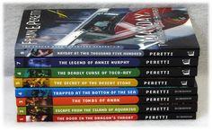 Frank Peretti: The Cooper Kids Adventure Series