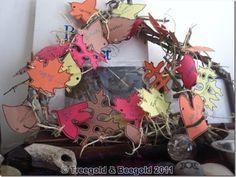 Mabon Thanksgiving Wreath #pagan #wicca #mabon