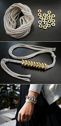 DIY - biżuteria na Stylowi.pl