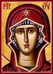 byzantin art, heaven window, icon orthodox