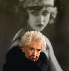 Doris Eaton Travis (March 14, 1904 – May 11, 2010= 106 years old!)  By Brian Lanker, 2008  102 years old in this photo