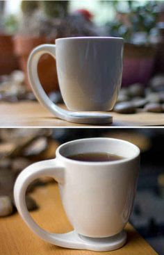 Floating Mug   19 Insanely Clever Gifts You'll Want To Keep For Yourself