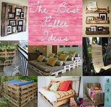 ...the best pallet ideas...