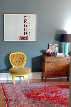 Knoxville Gray wall color