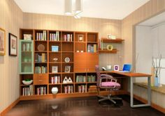 Modern Study Room Ideas