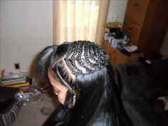 how to hair make it different : How to Do a Sew in Weave Step by Step How to Do a Partial Sew-In ...