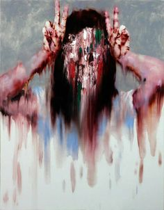 Kwangho Shin artists, oil paintings, art blog, artworks, behance, kwangho shin, capricorn, aquarius, canvases
