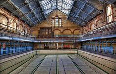 "Abandoned Victorian Mansions | Abandoned Victorian Bath Houses ""Open"" for Exploration"