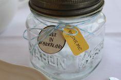 Cute way to serve drinks #aliceinwonderland #teaparty #birthday