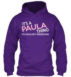 IT'S A PAULA THING!