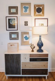 multi-stained wood dresser decor, wood drawer, transit kid, dresser drawers, boy nurseries, galaxi gazer, furnitur, gazer nurseri, design