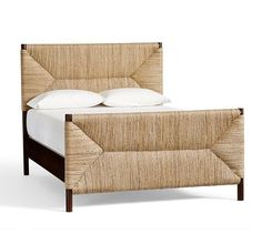 Corbin Bed & Headboard | Pottery Barn