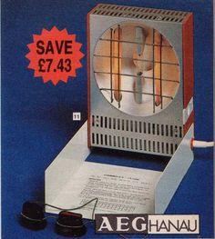 AEG Sun Lamp