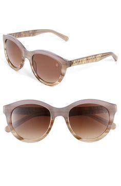 Vera Wang 'Cosma' Retro Sunglasses