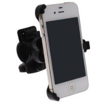 Extendable Bicycle Handlebar Mount Holder / Stand for for iPhone 3G, 3GS (Free Gift - Secure Credit Card Sleeve)
