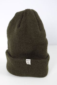 Wool Watch Cap | Bridge & Burn