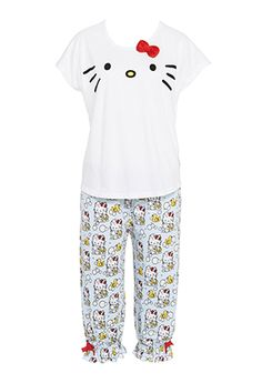 Image for Hello Kitty Pj Set from Peter Alexander