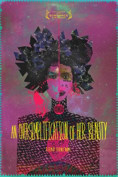 """An Oversimplification of Her Beauty,"" a film by Terence Nance. A visually stimulating, insightful and honest portrayal of young love.    http://oversimplification.mvmt.com/"