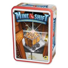 strategi game, mine shift, toys, shift game, board games