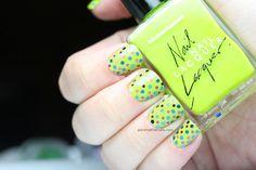 nail polish, polka dot, nailpolish, led manicur, fun nail